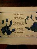 max's handprints